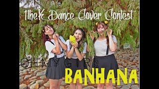 [1theK Dance Cover Contest] OH MY GIRL 오마이걸 BANHANA (Santiago, Chile)