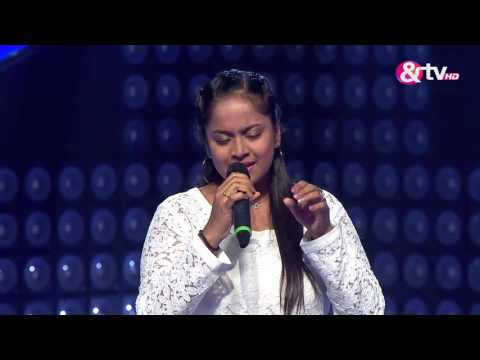 Shwetha Devanahally - Sun Saathiya | The Blind Auditions | The Voice India 2