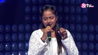 Video Shwetha Devanahally - Sun Saathiya | The Blind Auditions | The Voice India 2 download MP3, 3GP, MP4, WEBM, AVI, FLV Juli 2018