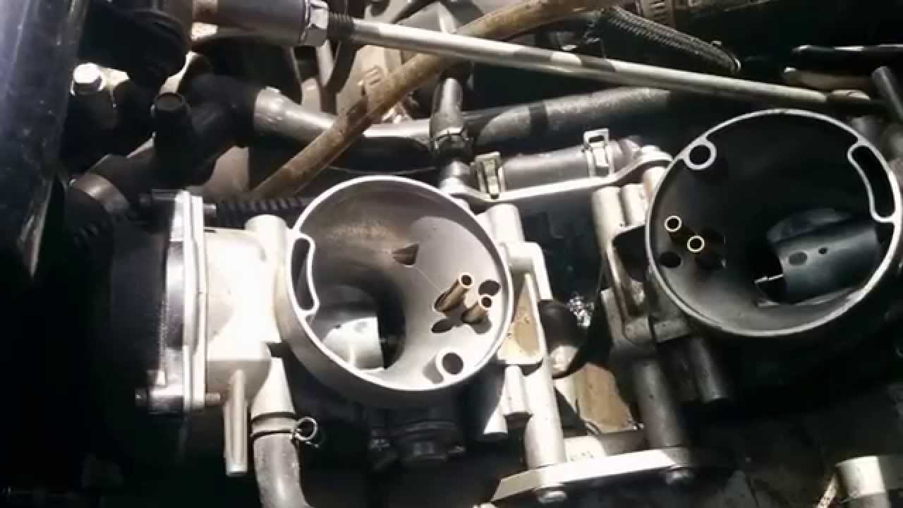 Kawisaki Teryx Mid Throttle Carb Problems