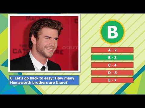 The Ultimate Celebrity Trivia Quiz - Best Celeb Quiz & Trivia Questions