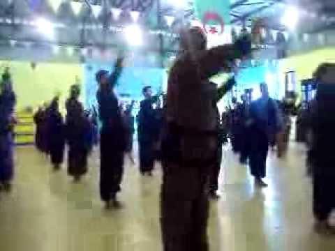 MCD Djamaa vo vietnam (Stage harbil setif) partie  2