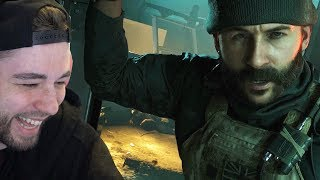 JEV PLAYS MODERN WARFARE CAMPAIGN