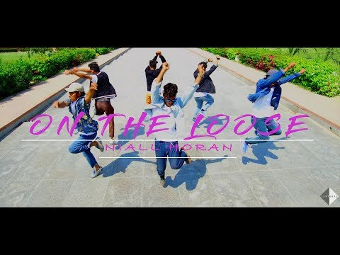 On the loose | Niall Horan | Choreography | Abhishek Sethwar ft. Navneet Gupta | THE ALMIGHTY