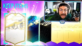 MOMENTS ICON & TOTS IN SAME PACK!! FIFA 21