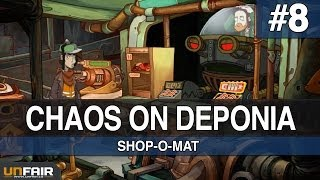 Chaos On Deponia - Part 8 - Shop-O-Mat