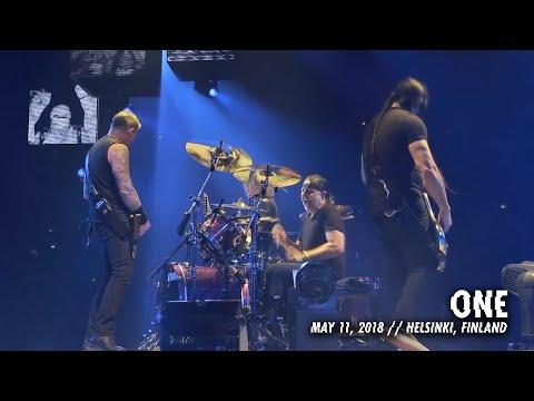 Metallica: One (Helsinki, Finland — May 11, 2018)