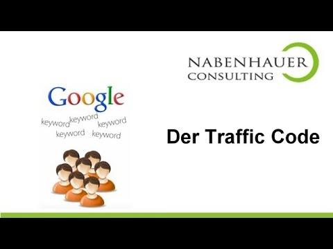 Der Traffic Code - Mehr Besucher und mehr Umsatz für Ihre Website - Nabenhauer Consulting