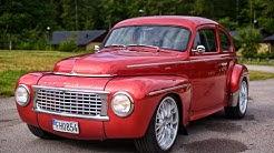 Volvo 544 custom