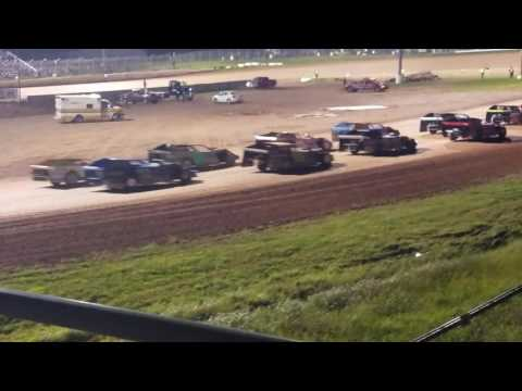 Silver 1000 2016 feature Proctor speedway Pat cook