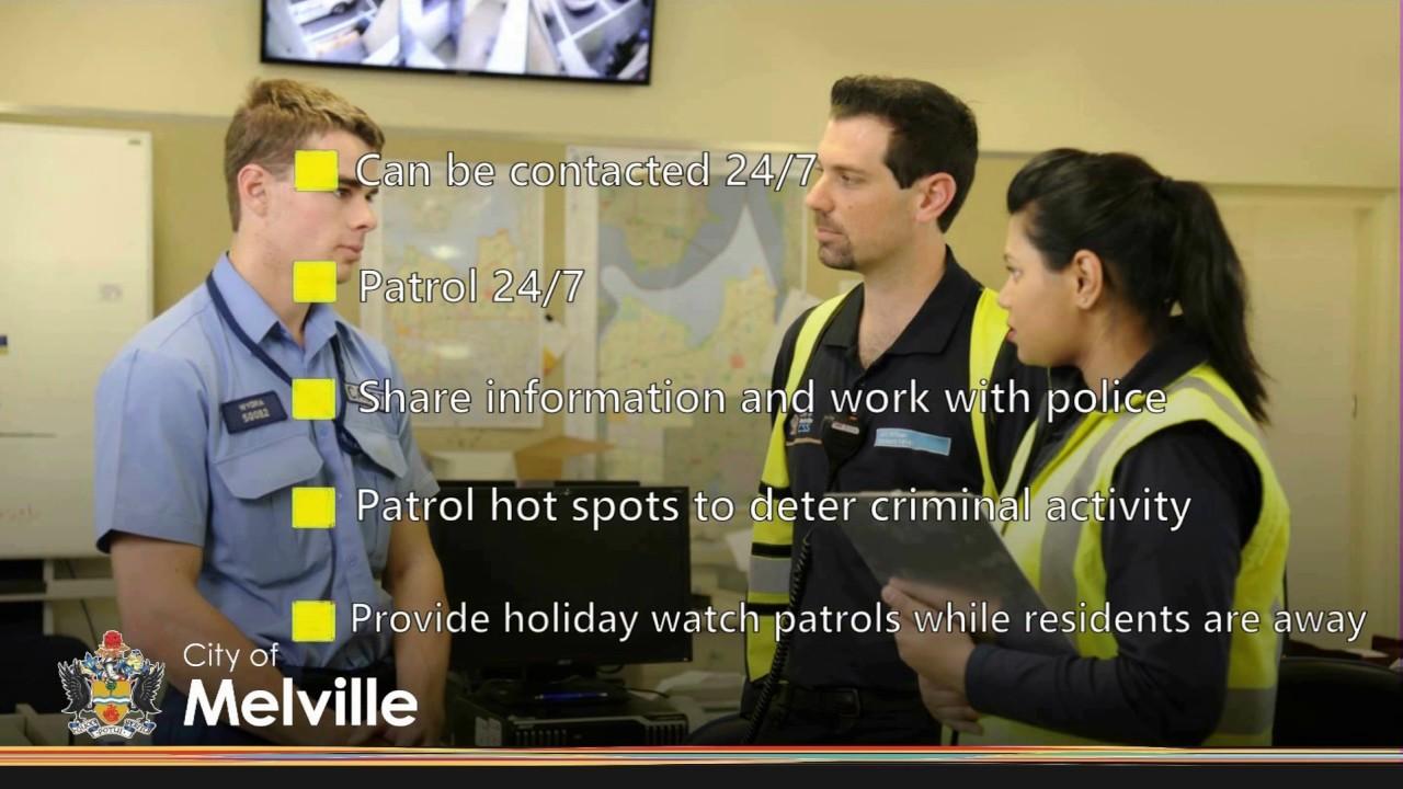 Community Safety Service (CSS) - City of Melville
