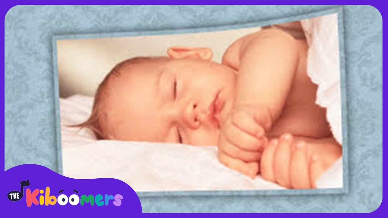 Clair de lune | French Lullaby | Baby Sleep Music | The Kiboomers