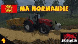 Farming simulator 15 MA NORMANDIE EPISODE 4