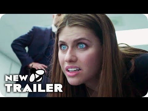 NIGHT HUNTER Trailer (2019) Alexandra Daddario, Henry Cavill Thriller Movie