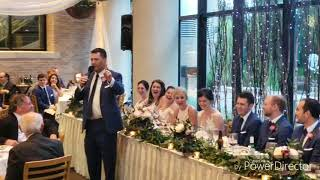 Dave's father of the bride speech