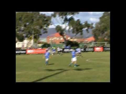 Kym Harris bags 4 goals
