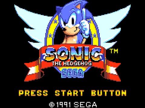 Game Gear Longplay [028] Sonic the Hedgehog