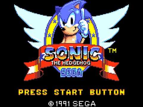Game Gear Longplay 028 Sonic The Hedgehog Youtube