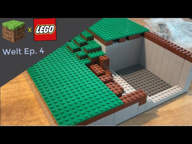 LEGO® X Minecraft World #4 - Es grünt so grün, wenn..