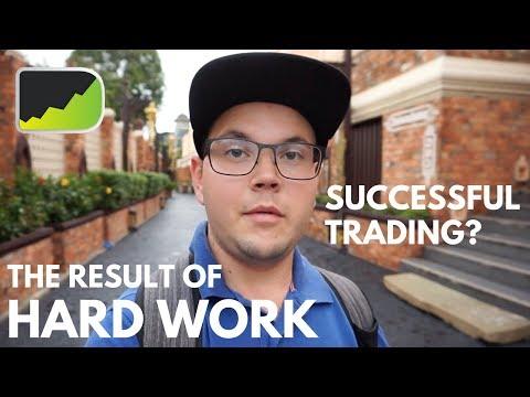 HARD WORK SCHEDULE | Koh Samui Forex Trading Vlog