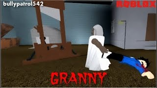 """Granny"" in Roblox, secret ""Tool"" easter egg outside the map! v1.3.2 (ENG/ITA)"