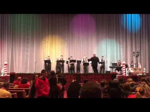 Anchorage Christian Schools Jazz Band