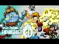 Speed Drawing by CDs - The Legend of Rayman
