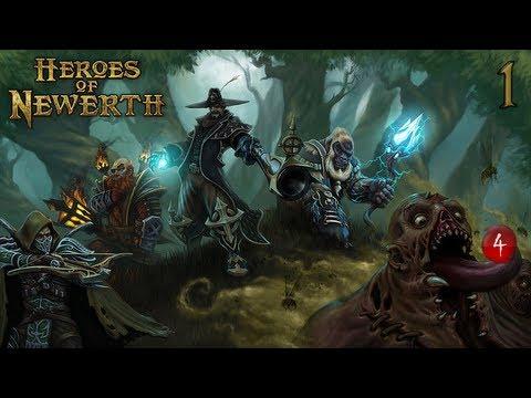 видео: heroes of newerth - Старые Скиллы Не Пропить - Выпуск 1
