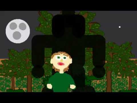 Haunted woods of Kingsley 1