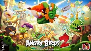 Angry Birds 2 Secret Level Тайный Босс Секретный Уровень Злые Птички 2 #6