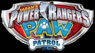 Paw patrol  pawor  range