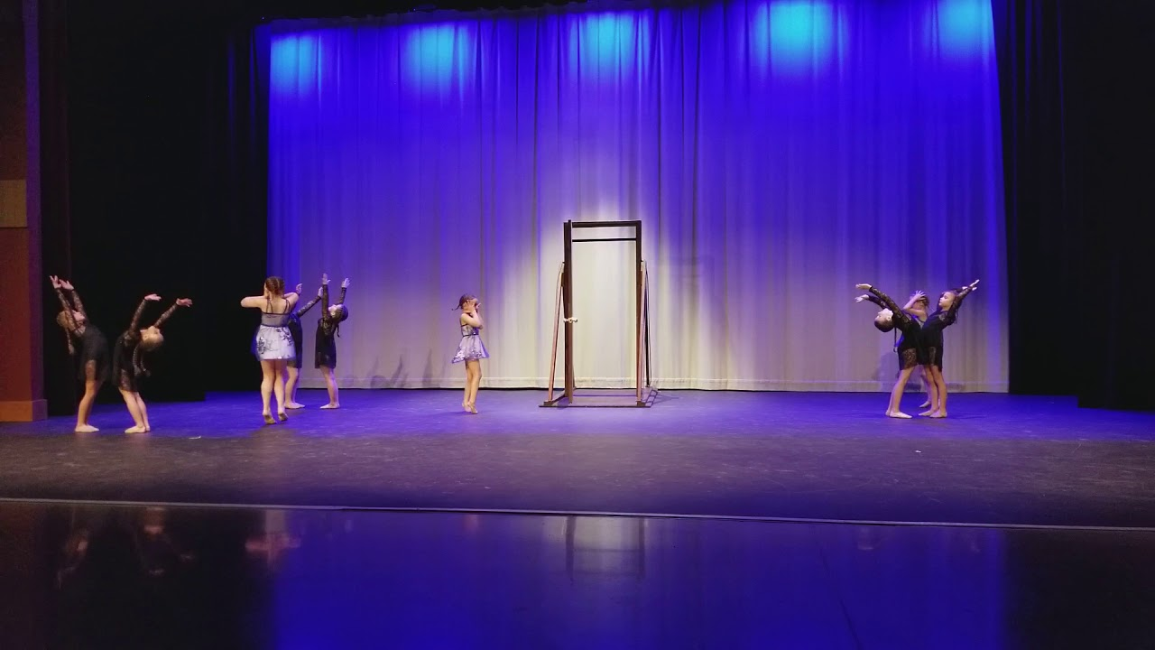 ENCORE Dance Company \ The Magic Door\  2018 - \u0027Inside the Nightmare\u0027 & ENCORE Dance Company \