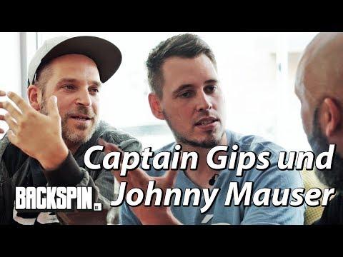 Captain Gips und Johnny Mauser: Politik und Deutschrap, G20 Krawalle und Neonschwarz