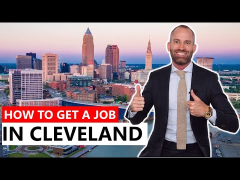 How To Get A Job In Cleveland