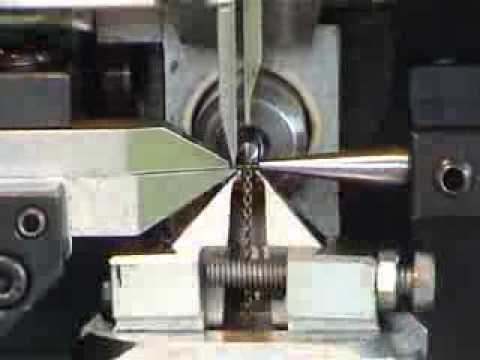 PLETE AUTOMATIC JEWELLERY CHAIN MAKING MACHINES SIDE CUT CABLE