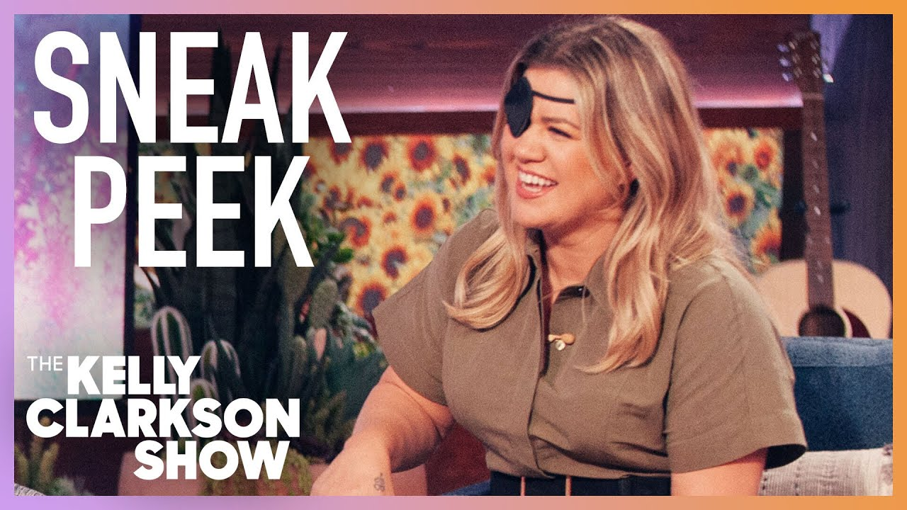 Sneak Peek: Season 2 Of 'The Kelly Clarkson Show'