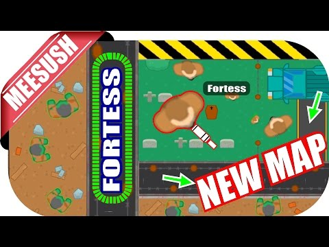 Braains.io - New FORTRESS Map Lobby in Beta (51,000k Points)