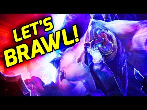 Punisher Arena | LET'S BRAWL! | Heroes of the Storm Brawl Mode