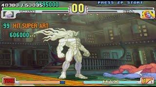 [TAS] Street Fighter III - 4rd Strike - Twelve (With Cheats)