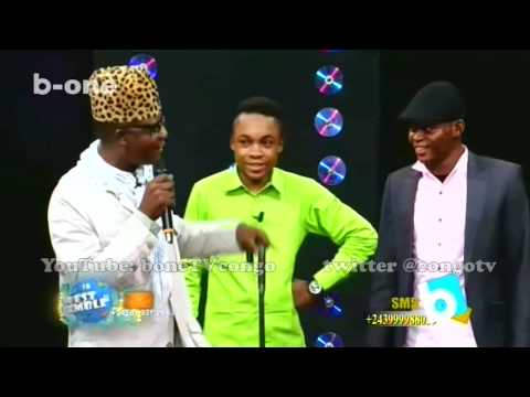 Mobutu Contre Tshisekedi, Comédie