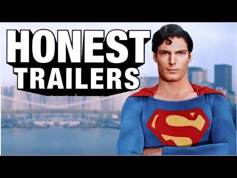 Honest Trailers - Superman (1978)
