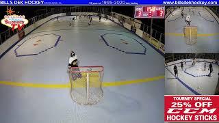 Live At Bills Dek Hockey - Thursday, May 20th