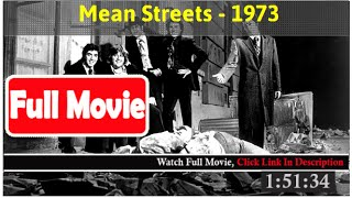 Mean Streets (1973) *Full MoVies*#*