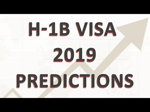 H1B Visa 2019 Predictions