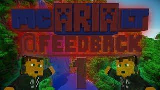 Minecraft Feedback Ep. 1