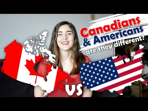 What's the difference between Canada & the USA?