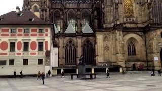 Прага.Пражский Град.Собор Святого  Вита.(Этот ролик обработан в Видеоредакторе YouTube (http://www.youtube.com/editor), 2016-10-26T09:55:57.000Z)