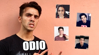 YOUTUBERS QUE ME CAEN MAL | Federico Vigevani