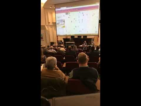 Brown Bag Forum on Five City Property Survey