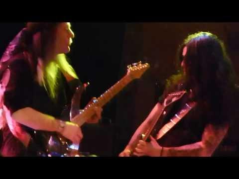 ULI JON ROTH & GUS G - Pictured LIfe (Scorpions) + Mistreated (Deep Purple) feat. Jorn Lande